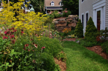 Landscape Maintenance Services for Westbrook Connecticut.